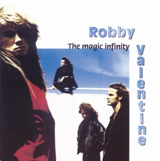 ROBBY VALENTINE / The Magic Infinity