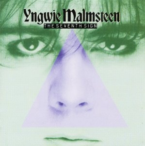 YNGWIE J. MALMSTEEN / The Seventh Sign