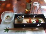 川床料理1