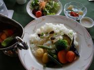 モンタナ・野菜カレー
