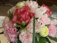 結婚式・花