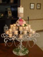 結婚式・キャンドルタワー