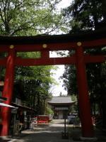 会津高田 伊佐須美神社