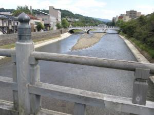 金沢 中の橋