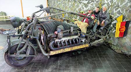 ロシア製戦車のエンジン