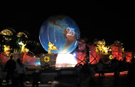 ディズニーシー2009