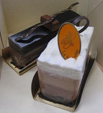 ラ・ミシェット チョコケーキ