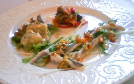 イルグラッポロ 前菜