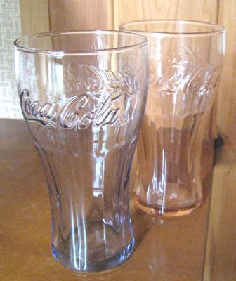 マックのコークグラス2