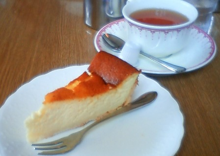 エスプリ チーズケーキ