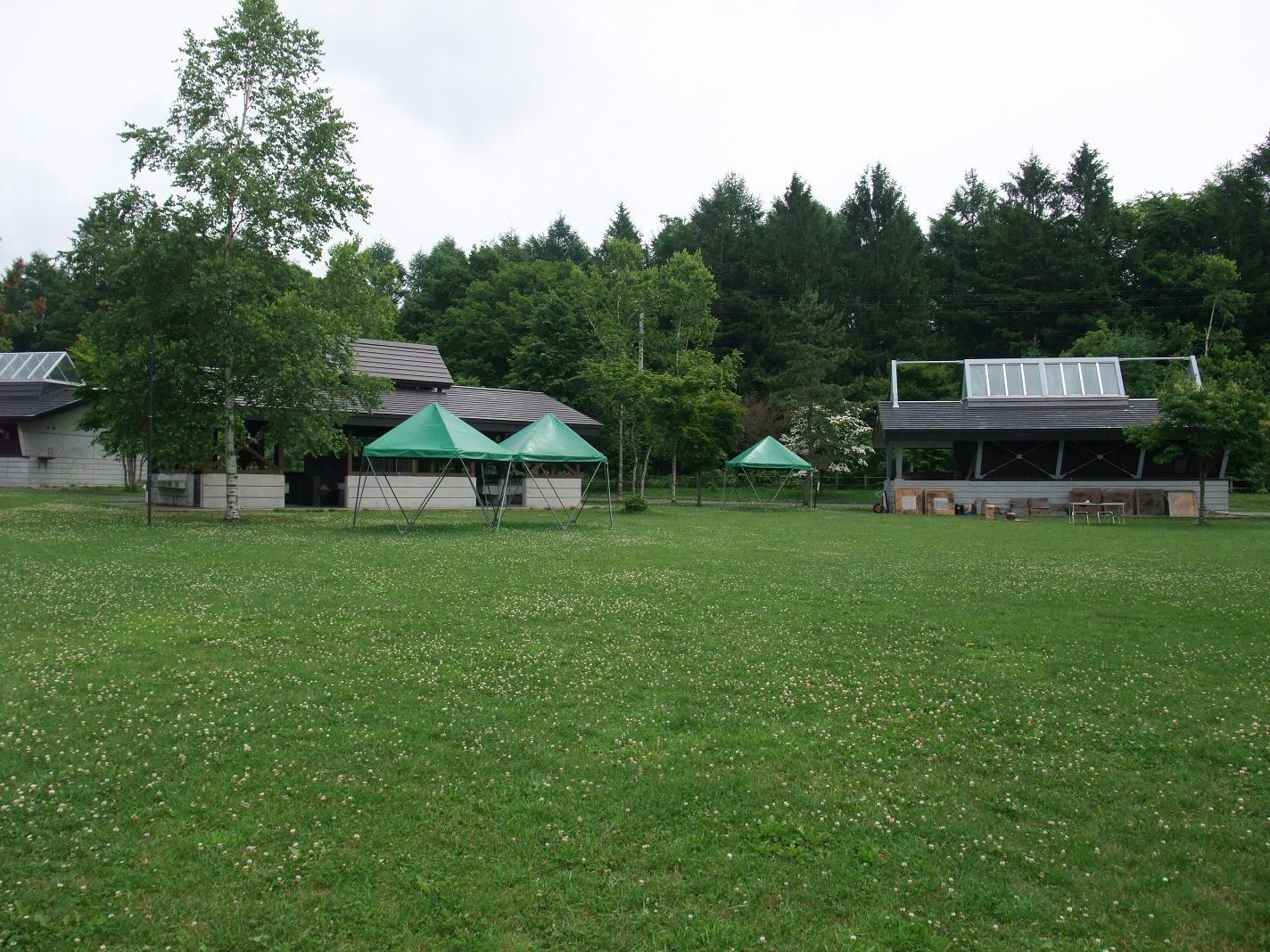 ネイパル森キャンプ