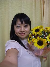 川島ラスト花