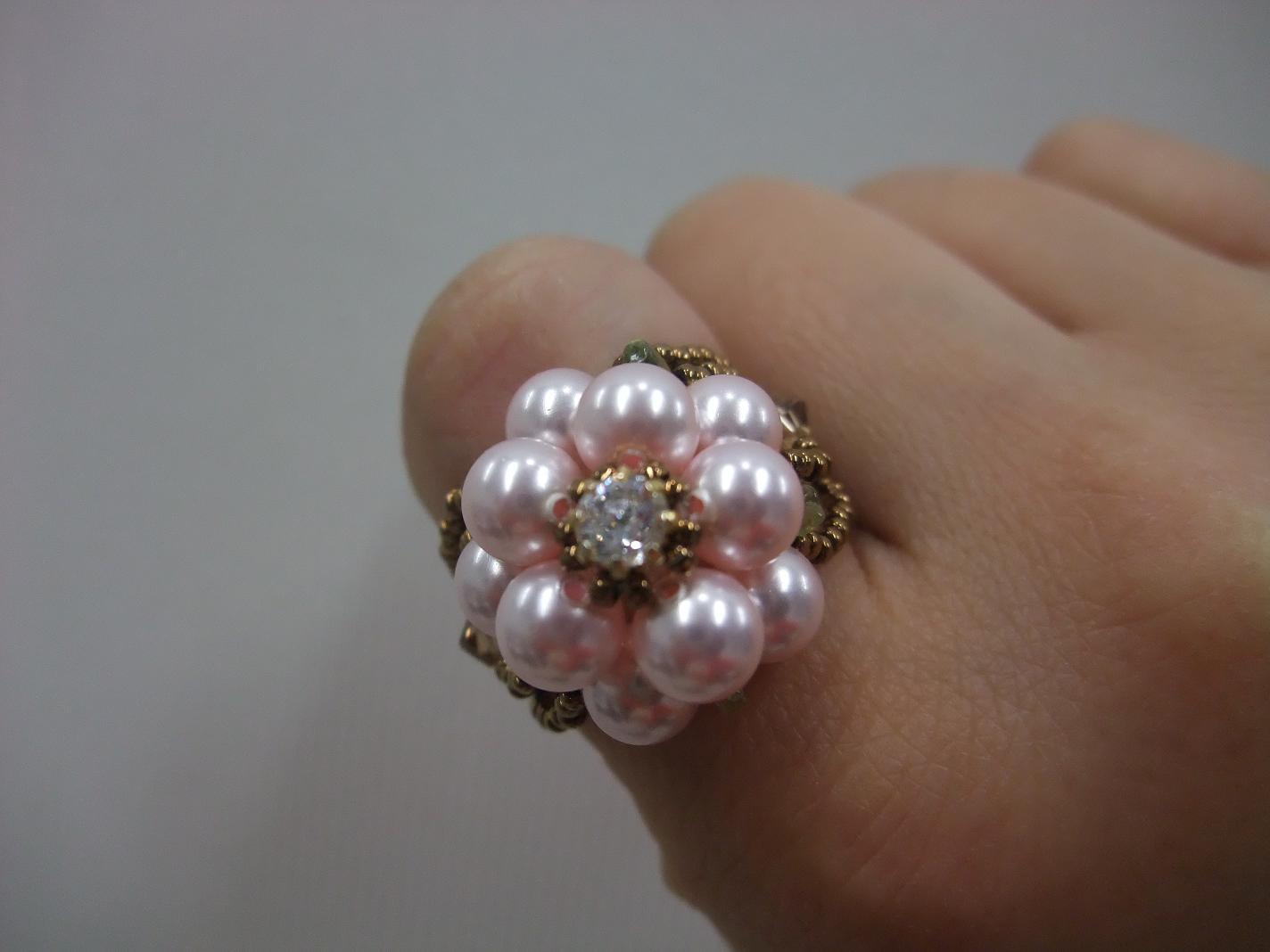 みかロマンチック指輪
