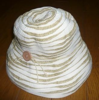 リフォーム帽子