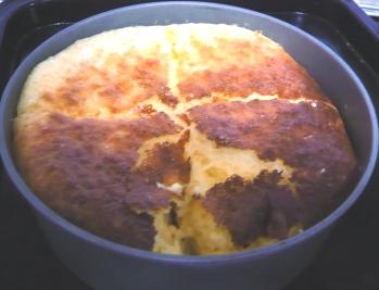 5月チーズケーキ