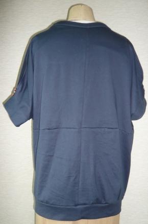 紺Tシャツ2