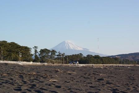 初日 富士