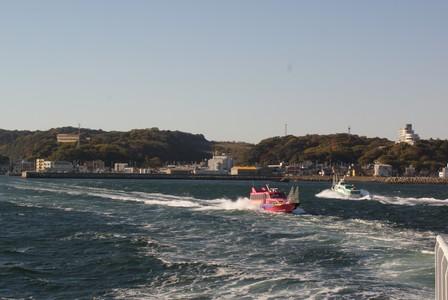 篠島 高速船