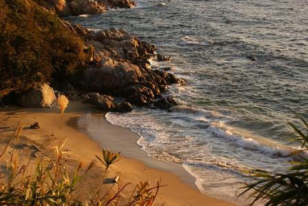 篠島 海岸