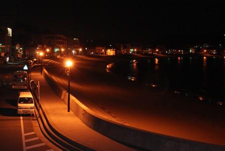 篠島 ライトアップ