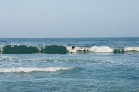 夏 サーフィン