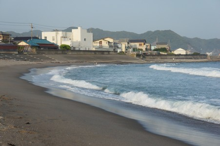 夏 ふたま海岸