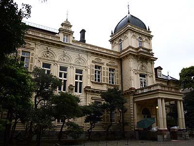 旧岩崎邸 1