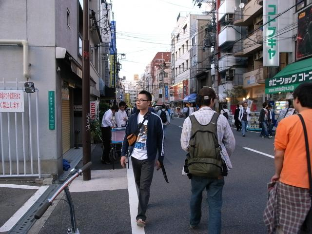 日本橋と憲法9条野郎