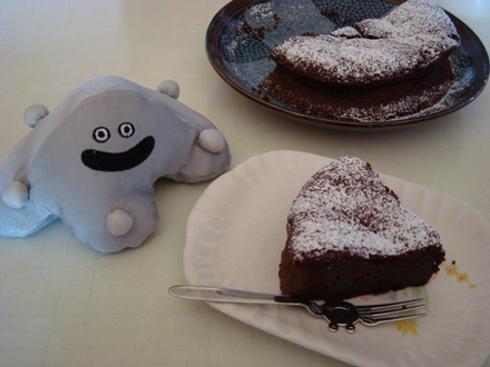 チョコケーキ3