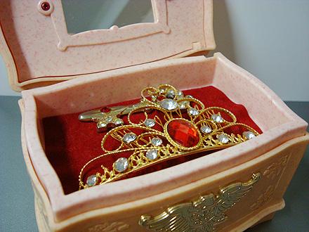 宝石箱の中身