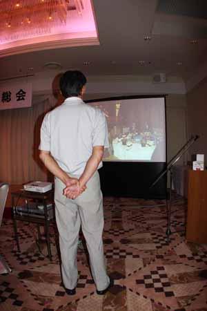 40会 凝視するOB Blog1