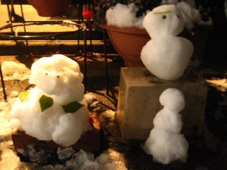 雪だるま(ルマ)
