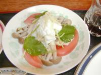 イカ山の幸ピリ辛サラダ