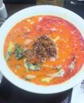 赤坂たけくまの坦々麺
