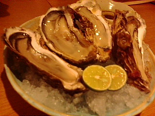 のら-生牡蠣