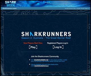 sharkrunners title