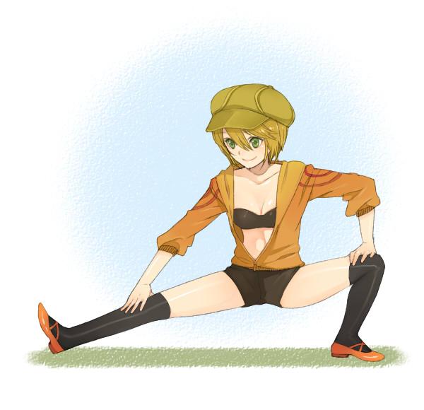 テニス玉子ちゃん