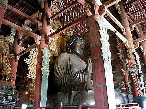 奈良の大仏様