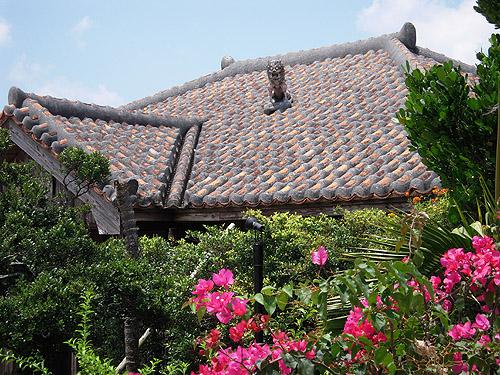 ☆沖縄の民家①