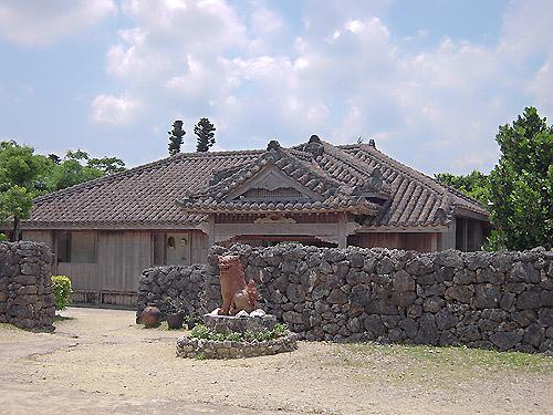 ☆沖縄の民家②