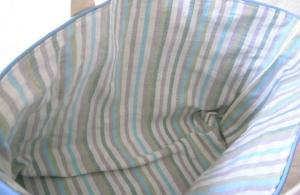 トート革ブルー(内側)