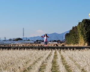 富士山だぁー