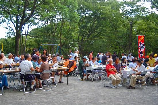 20100724夏祭り模擬店0003_1
