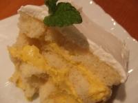 和カフェyusoshi chano-ma かぼちゃのココナッツケーキ