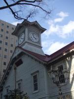 北海道~札幌時計台