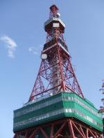 北海道~札幌テレビ塔