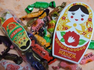 マツヤ ロシアチョコレート