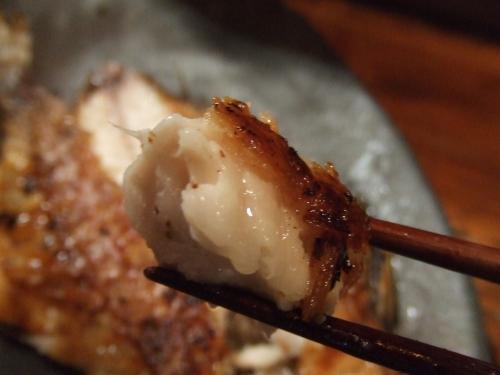 地魚炙り焼と和酒 おけやの鈴太郎 釧路産つぼ鯛干物炉端焼き