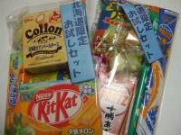 北海道お土産~限定お菓子詰め合わせ