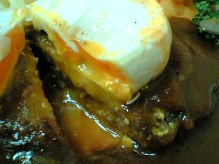 煉瓦亭 ハンバーグステーキ